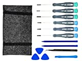 GogoFix Screwdriver PS3 PS4 Repair Tool Kits Compatible with Sony Playstation Console and Controller Repair Product Name