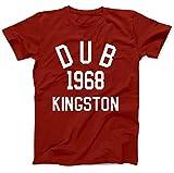 Bees Knees Tees Dub Reggae 1968 T-Shirt Cotton