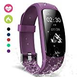 moreFit Fitness Tracker, Slim Touch Activity Tracker Orologio...
