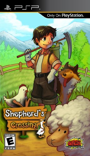 Shepherd's Crossing - Sony PSP by Graffiti Entertainment