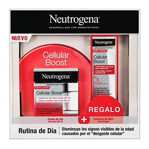 Neutrogena Cellular Boost Pack Antiedad