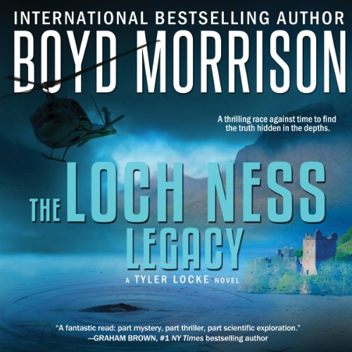 Loch Ness Legacy cover art