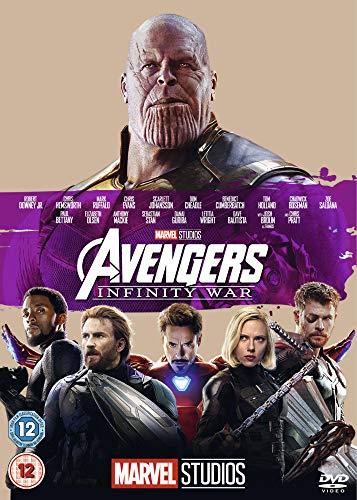 Avengers Infinity War [UK Import]