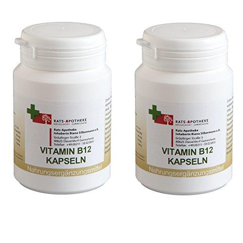 Vitamine B12, 180 stuks kwaliteit Made in Germany