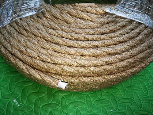 3M 5M 10M 2 Core/3 Core 0.75Mm2 Vintage cáñamo cuerda trenzado cable...