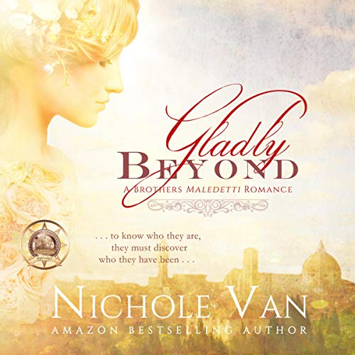 Gladly Beyond Audiobook By Nichole Van cover art