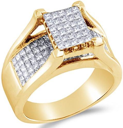6 carat emerald cut diamond ring _image0