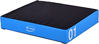 MAT EXPERT 3 in 1 Plyometric Box, Jumping Box with Foam for Jump Training and Conditioning