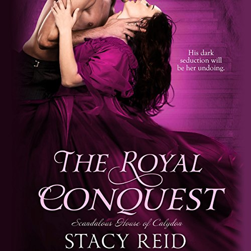 The Royal Conquest audiobook cover art