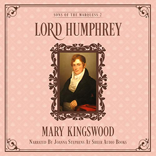 Lord Humphrey audiobook cover art