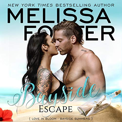 Bayside Escape audiobook cover art