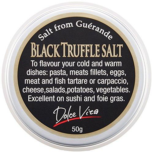 Japan Salz Tr?ffel Salz schwarz 50g