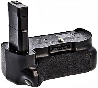 Empuñadura con batería para Nikon D5300 Vertical con Disparador inalámbrico para Pilas 2 x EN-EL14