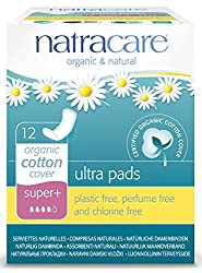 The pads are individually wrapped in biodegradable purse packs Plastic and chlorine-free More than 95% biodegradable and compostable Totally chlorine free