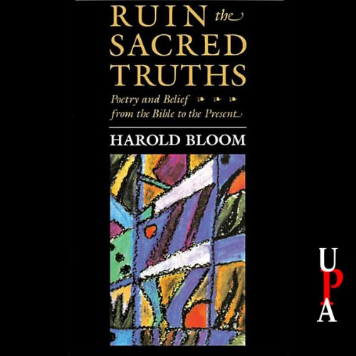 Ruin the Sacred Truths audiobook cover art