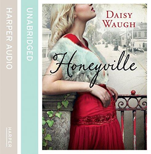 Honeyville cover art