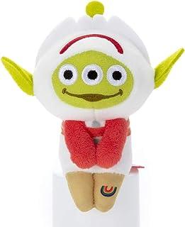 タカラトミーアーツ ディズニーキャラクター ちょっこりさん コスチュームエイリアン -フォーキー- ぬいぐるみ 高さ 約12cm