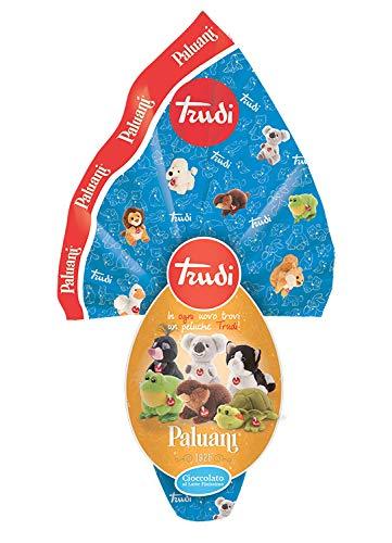 Uovo di Pasqua Trudi Super Collection Cioccolato al Latte Finissimo