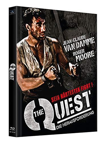 The Quest - Die Herausforderung - Mediabook Cover C - Limitiert auf 125 Stück [Blu-ray]