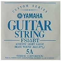 YAMAHA FS55BT アコースティックギター用 バラ弦 5弦×6本