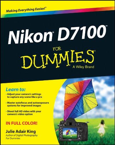 Nikon D7100 For Dummies (English Edition)