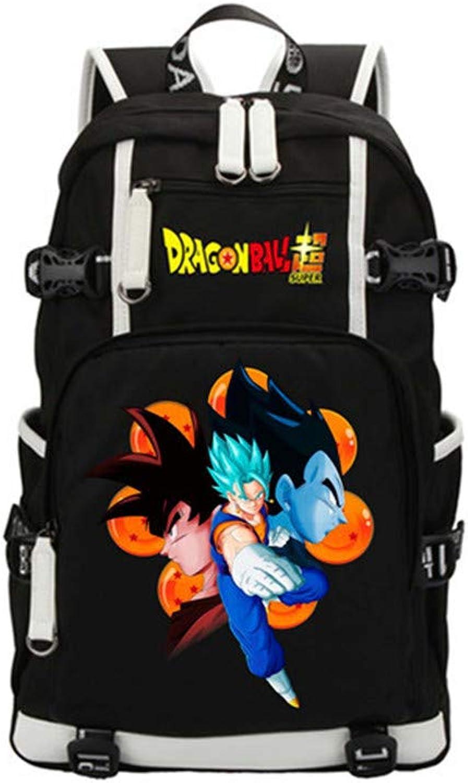 Dragon Ball Anime Rucksack Schüler Schultasche Laptop Buch Tasche Tasche Tasche Lässig Daypack B07NN76FLZ  Aktuelle Form f02c75