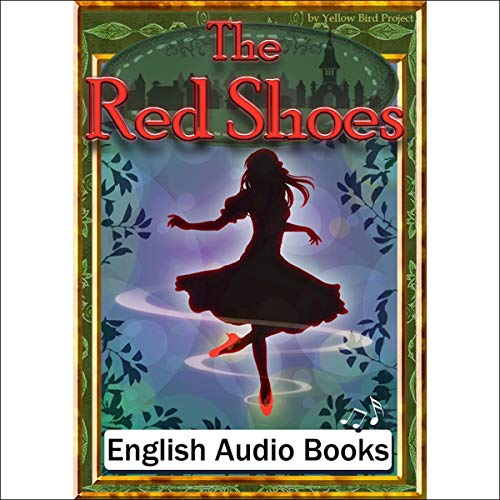 『The Red Shoes(赤いくつ・英語版)』のカバーアート