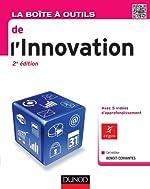 La Boîte à outils de l'innovation - 2e édition de Géraldine Benoit-Cervantes