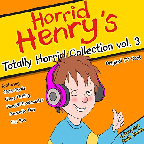 Totally Horrid Collection, Vol. 3 cover art