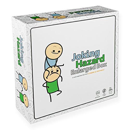Joking Hazard: Enlarged Box