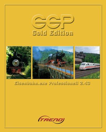 Eisenbahn.exe Professional 2.43 Gold - [PC]
