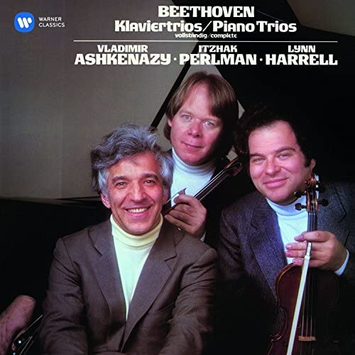 Itzhak Perlman, Lynn Harrell & Vladimir Ashkenazy