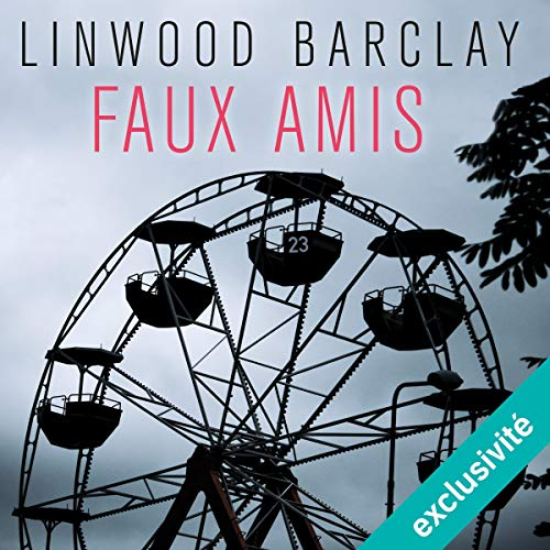 Faux amis audiobook cover art