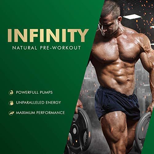 RARI Nutrition - Infinity Natural Pre Workout Powder