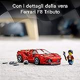 Zoom IMG-1 lego speed champions ferrari f8