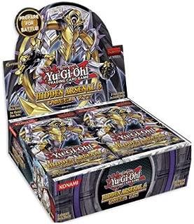 Konami YuGiOh Yu-Gi-Oh: Hidden Arsenal 6: Omega XYZ Booster Box