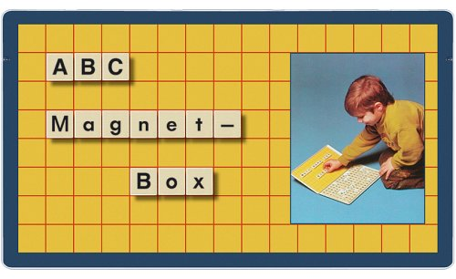 ABC Magnet - Box