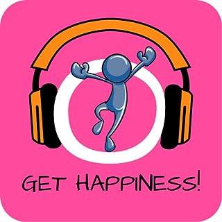 Get Happiness! Glücklich sein und Lebensfreude steigern mit Hypnose Titelbild