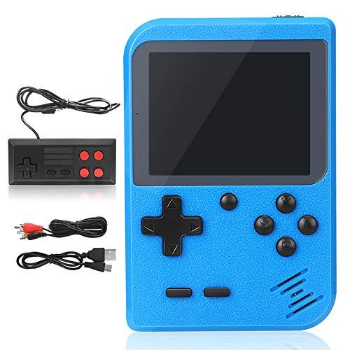 Consola de Juegos Portátil, 500 Juegos Retro Game Consola Juegos Clásica Jugador...