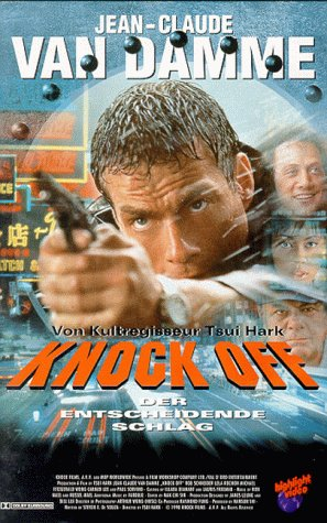 Knock Off [VHS]