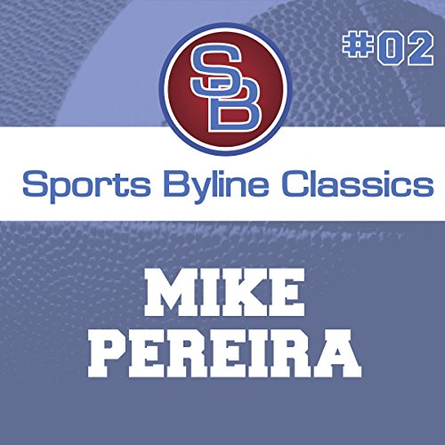 Sports Byline: Mike Pereira copertina