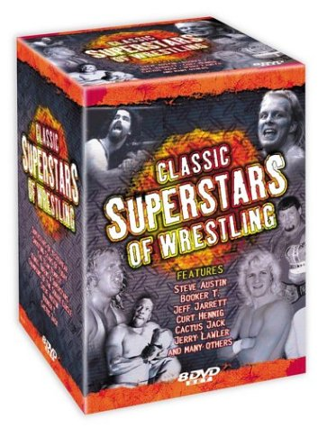 Chicago Mall Classic Superstars of Wrestling Spring new work