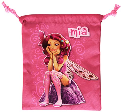 Mia & Me 811523 Kinder-Sporttasche, Rosa