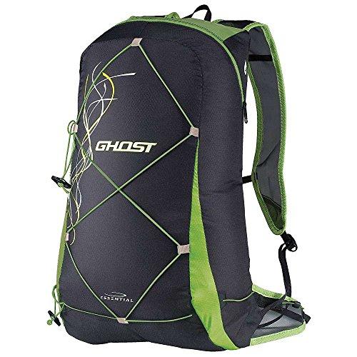 Camp Ghost - 15 liter rugzak voor wandelen fiets en stad zwart groen