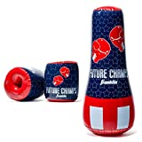 Franklin Sports Inflatable Punching Bag & Glove Set - Future...