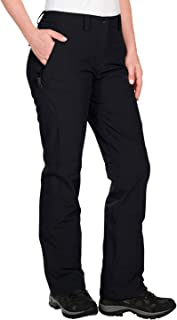 Jack Wolfskin Activate - Women's Winter Softshell Trousers
