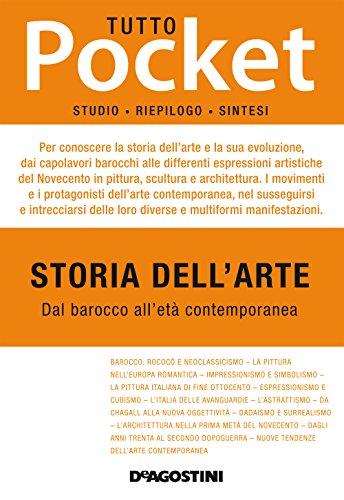 Tutto storia dell'arte. Vol. 2: Dal Barocco all'età contemporanea (Tutto pocket)