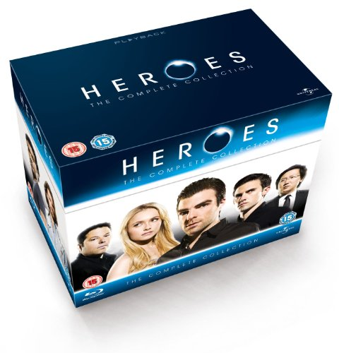 Series 1-4 - Complete [Blu-ray]