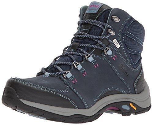 Ahnu Men's W Montara III Boot Event Hiking, Blue Spell, 5 Medium US