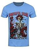 Photo de Grateful Dead T-Shirt Bertha and Logo Homme Bleu